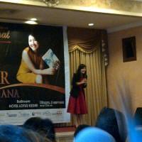 Foto seminar Merry Riana Lotus Garden Kediri September 2012